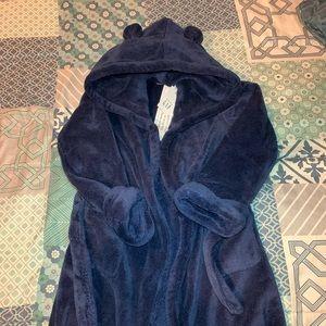 GAP Toddler fleece robe